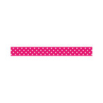 Doodlebug Design - Washi Tape - Ladybug Swiss Dot