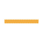 Doodlebug Design - Washi Tape - Tangerine Swiss Dot