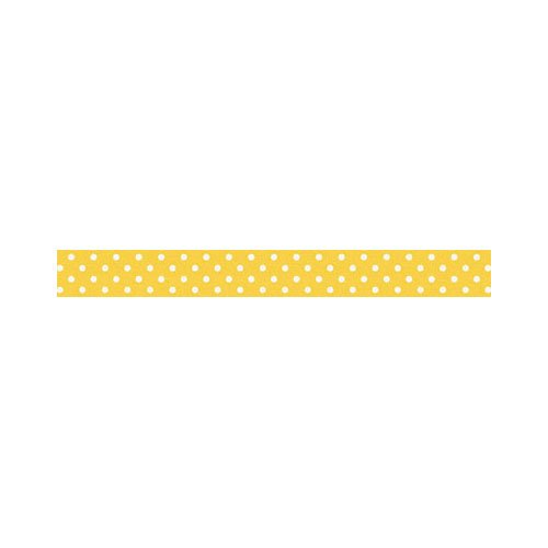 Doodlebug Design Bumblebee Swiss Dot Washi Tape
