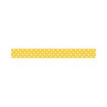 Doodlebug Design - Washi Tape - Bumblebee Swiss Dot