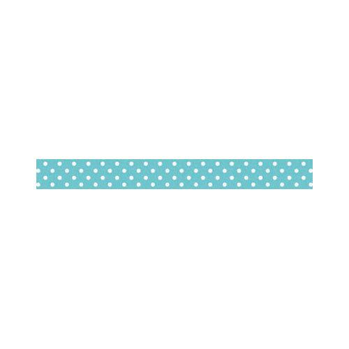 Doodlebug Design - Washi Tape - Swimming Pool Swiss Dot