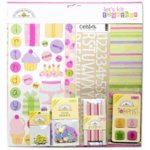 Doodlebug Design Let's Kit Together - Birthday Girl