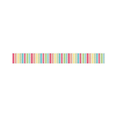 Doodlebug Design - Flower Box Collection - Washi Tape - Dash of Color