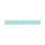 Doodlebug Design - Flower Box Collection - Washi Tape - Houndstooth