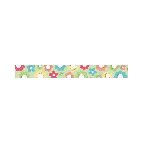 Doodlebug Design - Flower Box Collection - Washi Tape - Flower Garden