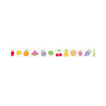 Doodlebug Design - Fruit Stand Collection - Washi Tape - Fruit Basket