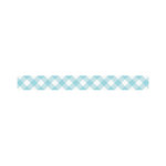 Doodlebug Design - Fruit Stand Collection - Washi Tape - Blueberry Gingham