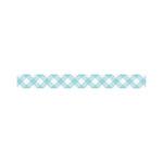 Doodlebug Design - Fruit Stand Collection - Washi Tape - Blueberry Gingham