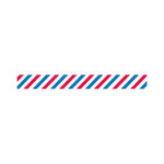 Doodlebug Design - Stars and Stripes Collection - Washi Tape - Air Mail
