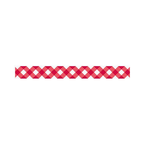 Doodlebug Design - Stars and Stripes Collection - Washi Tape - Picnic Basket