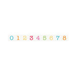 Doodlebug Design - Take Note Collection - Washi Tape - Tally