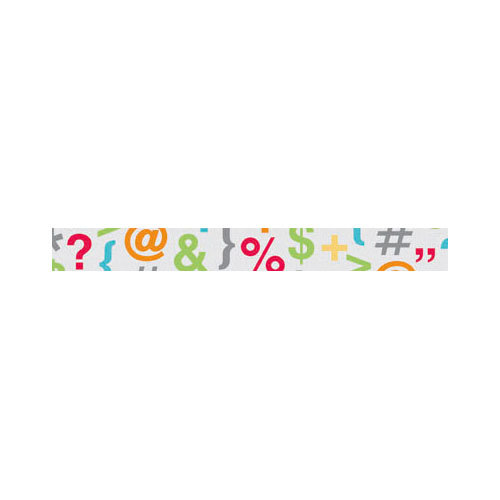 Doodlebug Design - Take Note Collection - Washi Tape - So Symbolic