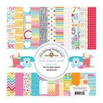 Doodlebug Design - Take Note Collection - 6 x 6 Paper Pad