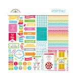 Doodlebug Design - Take Note Collection - Essentials Kit