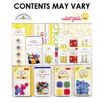 Doodlebug Design - Embellishment Value Pack - School