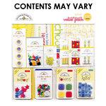 Doodlebug Design - Embellishment Value Pack - School