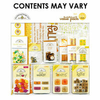Doodlebug Design - Embellishment Value Pack - Fall