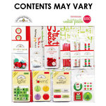 Doodlebug Design - Embellishment Value Pack - Christmas