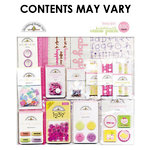 Doodlebug Design - Embellishment Value Pack - Baby Girl