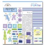 Doodlebug Design - Let's Kit Together - Winter