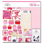 Doodlebug Designs - Let's Kit Together - Love