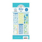 Doodlebug Design - Cardstock and Chipboard Stickers - Assortment Pack - Boy