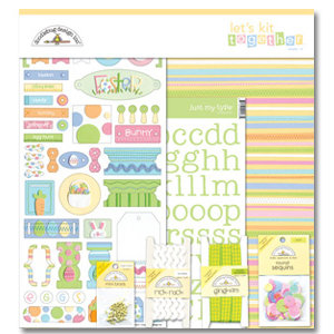 Doodlebug Design - Let's Kit Together - Easter