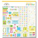 Doodlebug Designs - Let's Kit Together - Summer, CLEARANCE