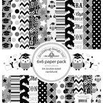 Doodlebug Design - Cap and Gown Collection - 6 x 6 Paper Pad