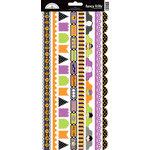 Doodlebug Design - Halloween Parade Collection - Cardstock Stickers - Fancy Frills