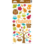 Doodlebug Design - Happy Harvest Collection - Cardstock Stickers - Icons