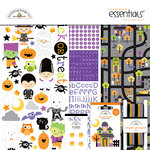 Doodlebug Design - Halloween Parade Collection - Essentials Kit
