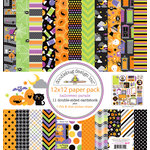Doodlebug Design - Halloween Parade Collection - 12 x 12 Paper Pack