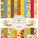 Doodlebug Design - Happy Harvest Collection - 6 x 6 Paper Pad