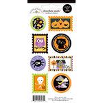 Doodlebug Design - Halloween Parade Collection - Cardstock Stickers - Seals
