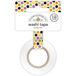 Doodlebug Design - Halloween Parade Collection - Washi Tape - Spooky Dots