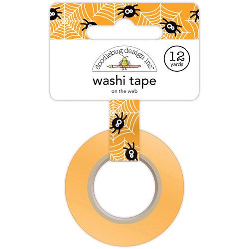 Doodlebug Design - Halloween Parade Collection - Washi Tape - On the Web