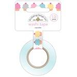 Doodlebug Design - Sugar Shoppe Collection - Washi Tape - Cupcakes