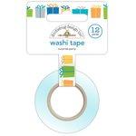 Doodlebug Design - Hip Hip Hooray Collection - Washi Tape - Surprise Party