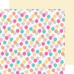 Doodlebug Design - Sugar Shoppe Collection - 12 x 12 Double Sided Paper - Sweet Celebration