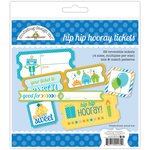 Doodlebug Design - Hip Hip Hooray Collection - Tickets Craft Kit