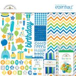 Doodlebug Design - Hip Hip Hooray Collection - Essentials Kit