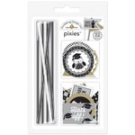 Doodlebug Design - The Graduates Collection - Pixies - Straw Picks