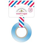 Doodlebug Design - Patriotic Parade Collection - Washi Tape - Air Mail