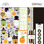 Doodlebug Design - Ghouls and Goodies Collection - Halloween - Essentials Kit