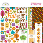 Doodlebug Design - Friendly Forest Collection - Essentials Kit