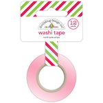Doodlebug Design - Santa Express Collection - Christmas - Washi Tape - North Pole Stripe