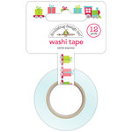 Doodlebug Design - Santa Express Collection - Christmas - Washi Tape - Santa Express