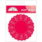 Doodlebug Designs - Paper Doilies - Ladybug