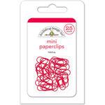 Doodlebug Design - Mini Paperclips - Ladybug